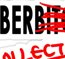 The Cumberbi-COLLECTIVE Sticker