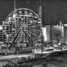 Daytona Beach by Karl F Davis