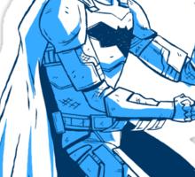 The Dark Knight Rocks Sticker