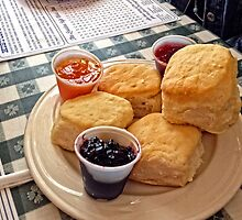 Buttermilk Biscuits by DonaldCole