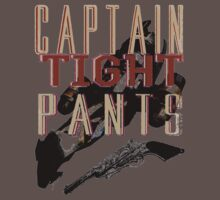Captain Tight Pants by CharlotteTardis
