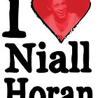 I Heart Niall Horan by stuff4fans