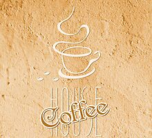 coffee house symbol  by Ghen