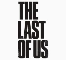 The Last of Us - black text by Phox