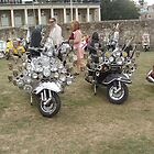 Isle of Wight scooter rally 2013 by woodie123