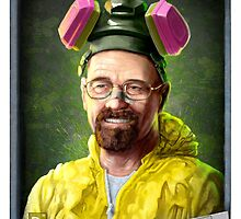 Employee of the month - Walter White by stylishtech