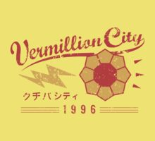 Vermillion City Gym by cassdowns