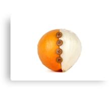 Grapefruit and Onion Metal Print
