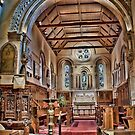 St Michael Mickleham by Dave Godden
