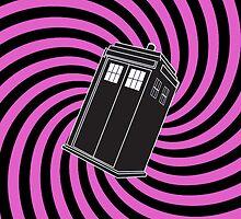 TARDIS Mod Vortex by Moovian