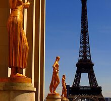 Parisian Icon ~ Part One by artisandelimage