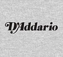 D'addario Guitar Strings decoration Clothing & Stickers by goodmusic