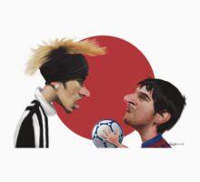 Neymar and Messi by StudioDomingos