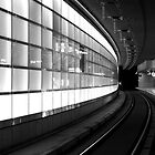 Curved station, berlin by remos