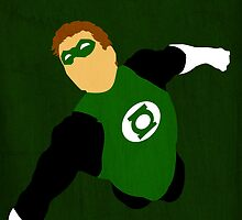 Green Lantern by abom
