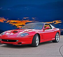 1998 Ferrari 550 Maranello V12 II by DaveKoontz