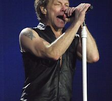 Bon Jovi at Hyde Park by WalkerboyUK