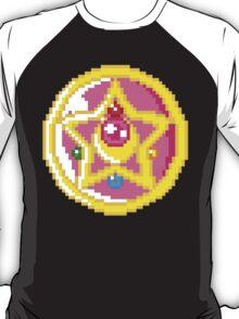 Pixel Sailor Moon Crystal Compact T-Shirt