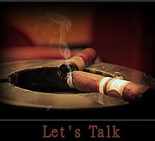 Let's Talk by kreativelens