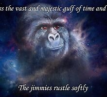 The Jimmies Rustle Softly by NejiHyugguh