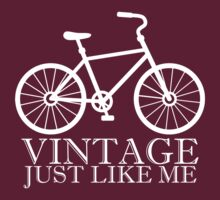 Vintage - Just Like Me by KraPOW