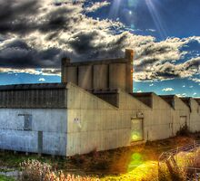 Inveresk Warehouse II by Marcus Salter