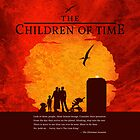 The Children of Time (Doctor Who) by ifourdezign