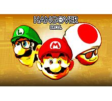 The Hangover Bros. (Print Version) Photographic Print