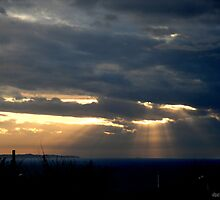Sky from my window... (january) by Vlavo