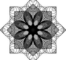 Mandala Series by Niyanna Hitchens