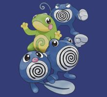 Poliwag EVO by Stephen Dwyer