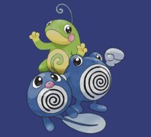 Poliwhirl Evo 3 by Stephen Dwyer