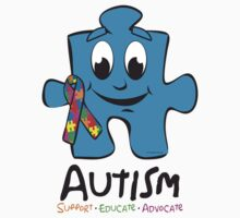 Autism Puzzle Piece by AngelGirl21030
