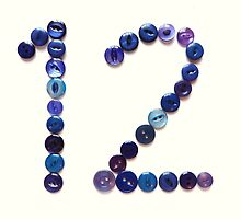 Twelve by Jennifer J Watson