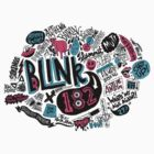 Blink 182 Song Titles by caldayjd