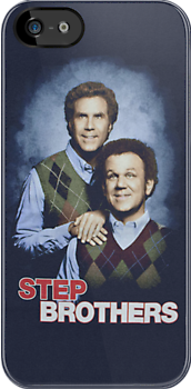Step Brothers iPhone case by aschwall33