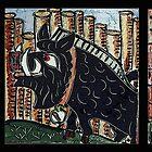 Three Bad Boars by KFStudios