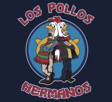 Los Pollos Hermanos Chicken Suits by DCVisualArts