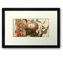 Emerge Framed Print