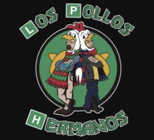 Bad Los Pollos Hermanos by DCVisualArts