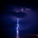 Lightning Strike by JoeDavisPhoto