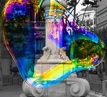 Bubbles by Sotiris Filippou