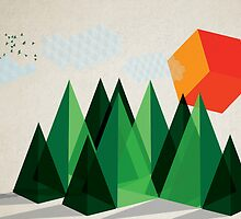 Geo-graphic by modernistdesign