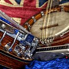 Non-Duelling Banjos by Andrew Pounder