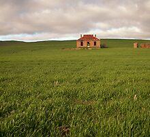 Old Farmhouse, Burra, South Australia by SusanAdey