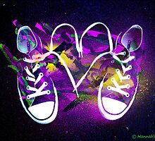 Rad Kicks by hannahsview