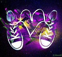 Rad Kicks by hannahsview
