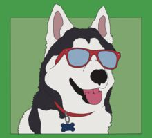 Coolest Dog Ever by arrow3