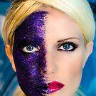 Purple Sparkles by Sotiris Filippou