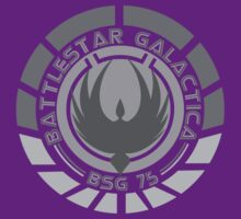 Battlestar Galactica Insignia by heythisisBETH